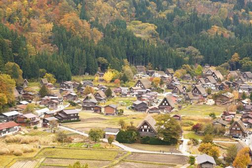 A small world heritage village