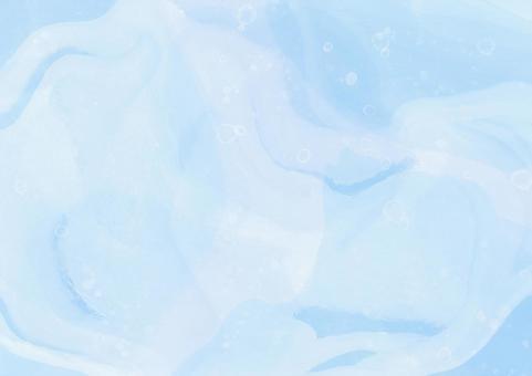 水彩水彩風格水彩顏料背景紋理紋理淺藍色