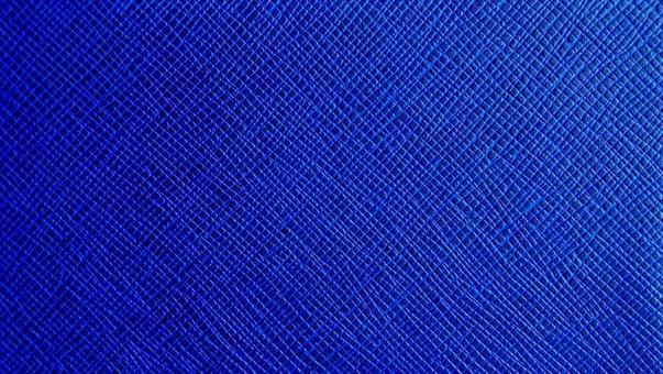 背景皮革藍色
