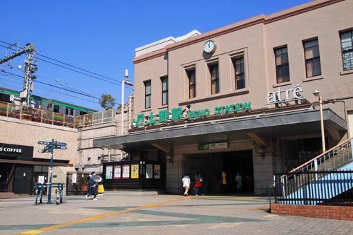 JR Ueno Station Hirokoji Exit