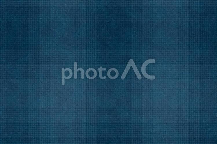 背景素材 ー プリズムレザー(角シボ型押し牛革)/青・ブルーの写真
