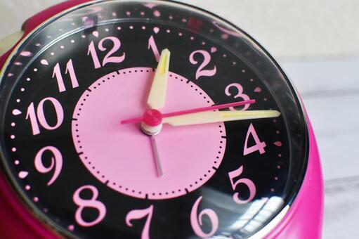 Alarm clock (table clock) 2