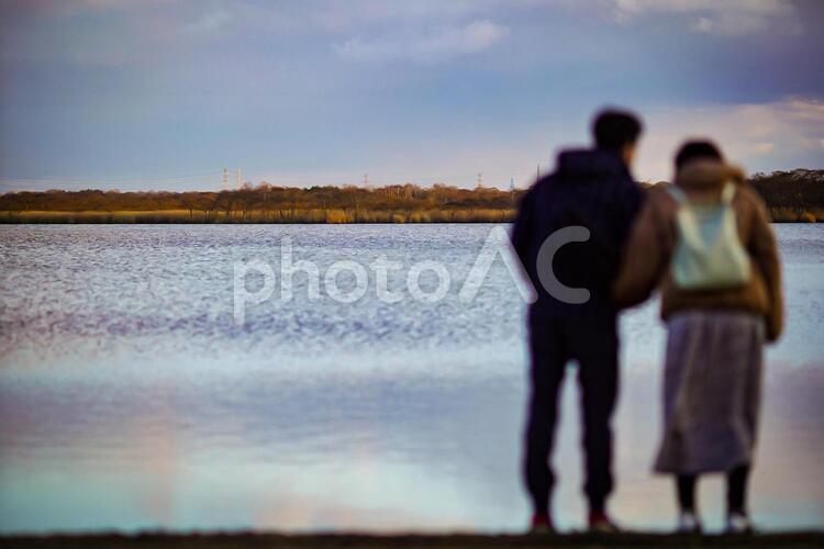 ウトナイ湖の写真
