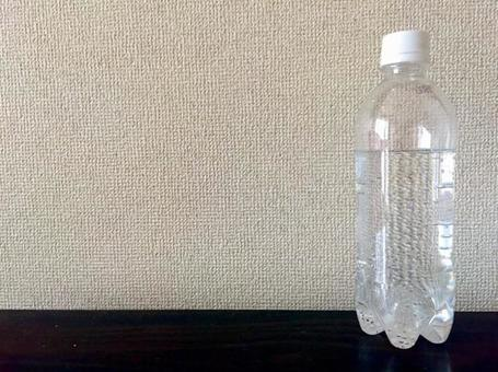 PET bottle with water