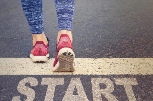 Get off to a start