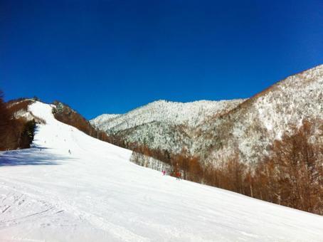 Ski resort (piste) 1028