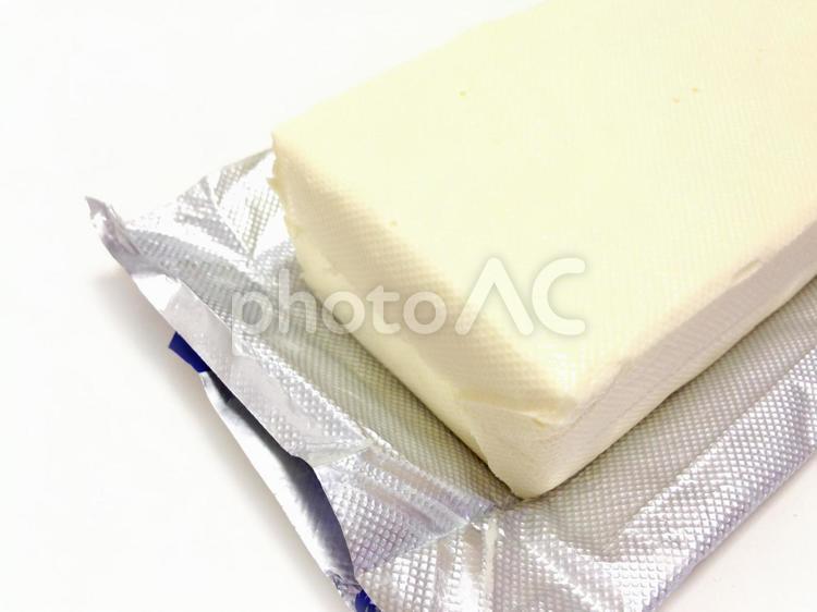 クリームチーズ05の写真