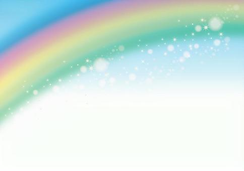 Rainbow and glitter 0513