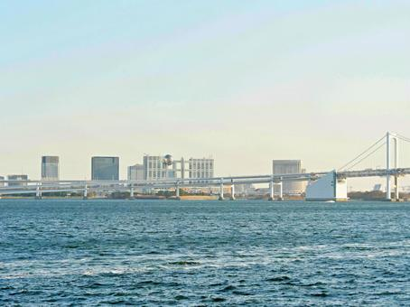 Rainbow Bridge 20 Odaiba