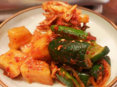 한국식 김치