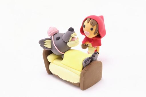 Little Red Riding Hood and the Wolf 2