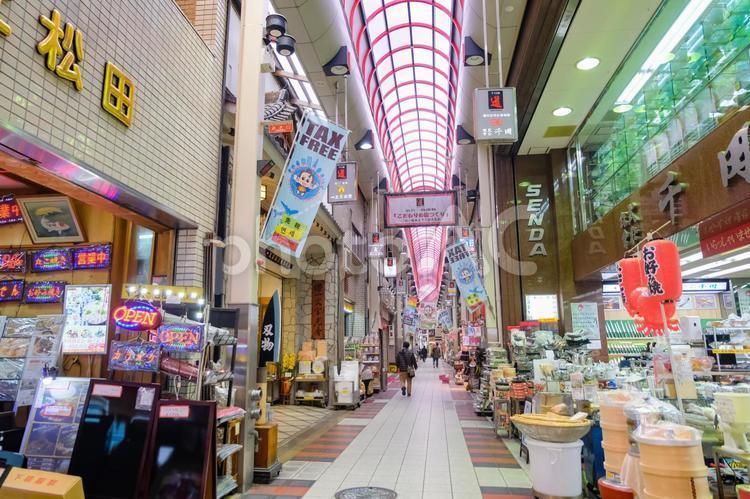 千日前道具屋筋商店街の写真