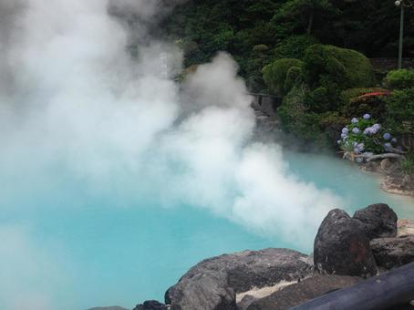 벳푸 바다 지옥