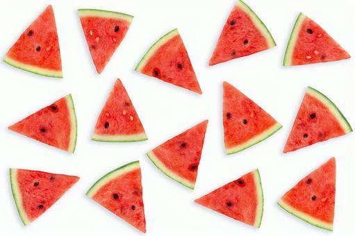 Watermelon cutout 2