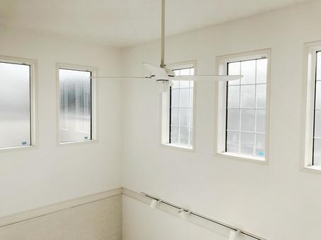 Ceiling fan and ceiling fan