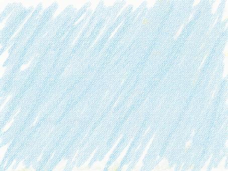 Crayon blue sky