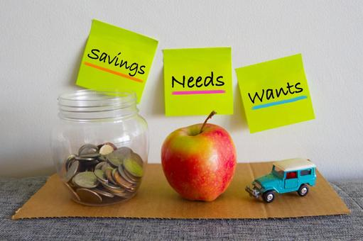 Investment / Saving Consumption Waste How to use money 2