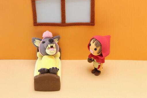 Little Red Riding Hood and the Wolf 8