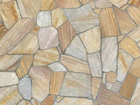 Colorful stone flooring texture material _k_01