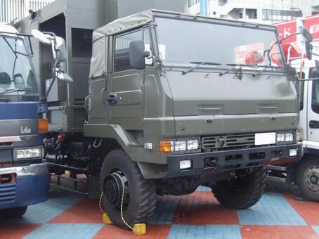 自卫队车辆/特种车辆