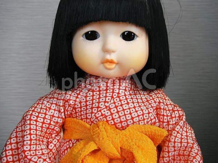 市松人形5の写真