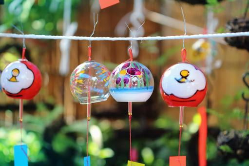 Festival wind chimes 5
