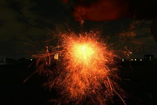 Sparkler (Hinomaru composition)