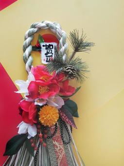 Shrimp decoration