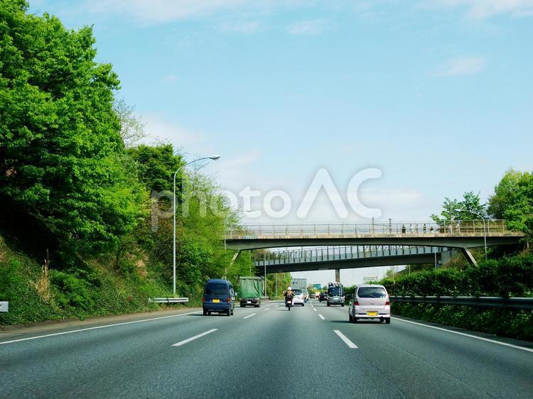 高速道路の写真