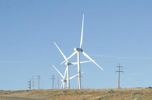 Wind power generator 3