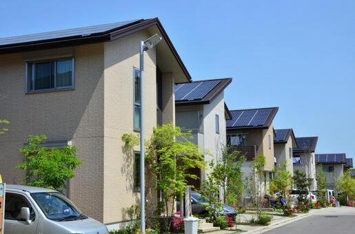 Suma + Eco Town Harimi-dai 6