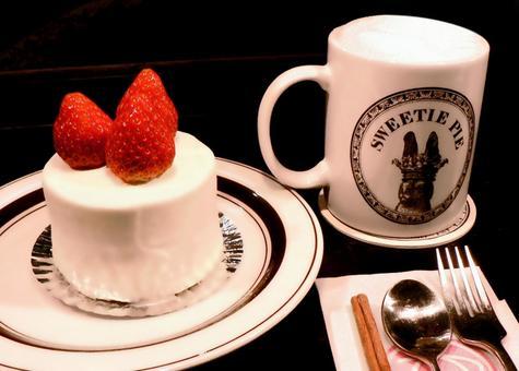 Take a break with shortcake at tea time