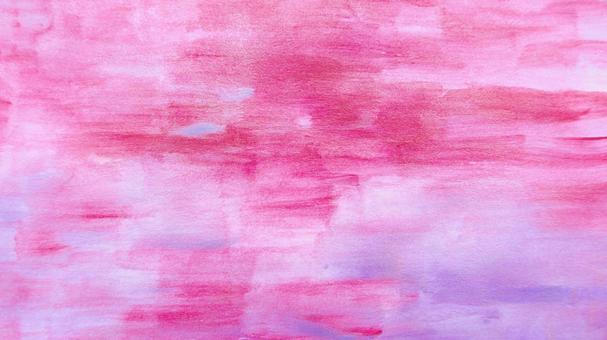 Purple pink watercolor paper texture