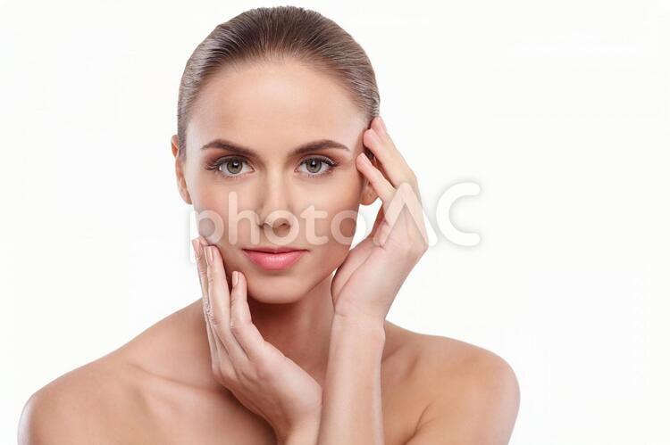 女性 ビューティーイメージ218の写真