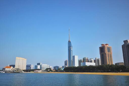 Seaside Momochi (Fukuoka City)