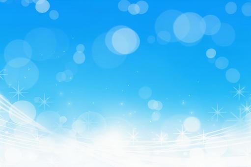Sky blue sky shine background material layer psd