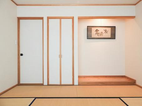 Image of a Japanese-style Floor