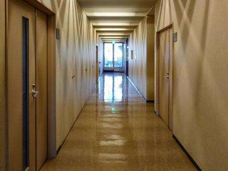 Image of a stylish corridor