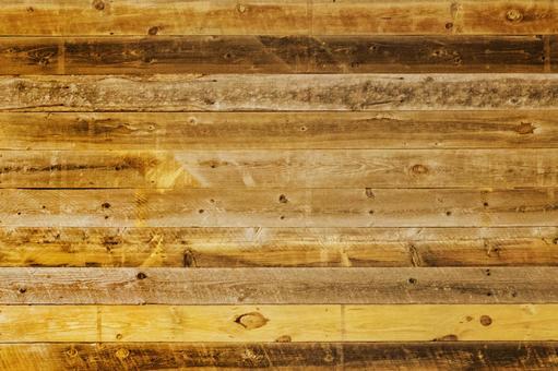 明るい茶色の木の板素材