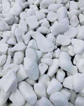 White stone gravel stone texture (5)