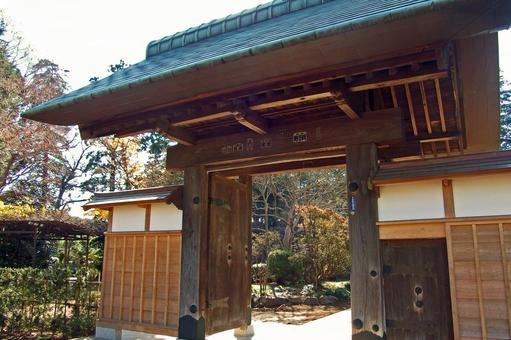 The gates of Kanonji