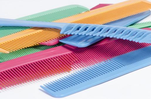 Colorful Comb 1