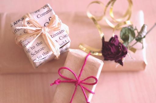 선물 (선물)