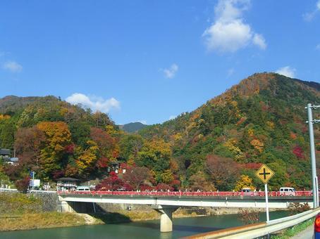 秋天的山006