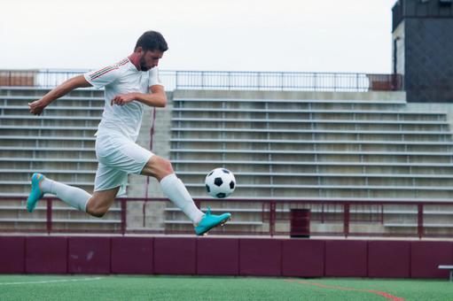 Soccer Jump 24