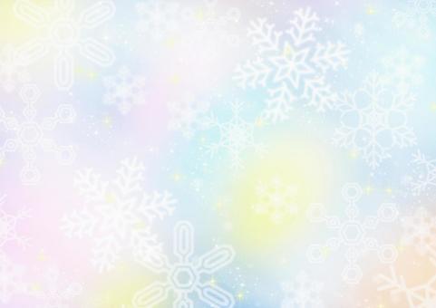 Snow crystal 6