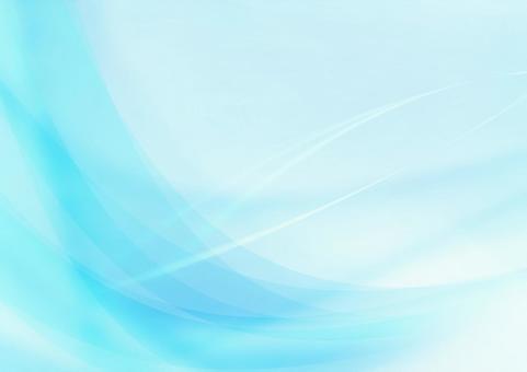 抽象柔和的藍色背景