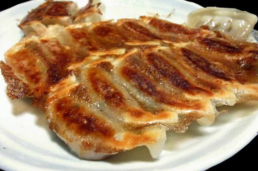 Grilled dumplings # 6