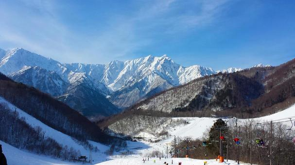 View from the ski resort 0225