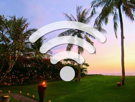 WiFi 아이콘 (리조트)